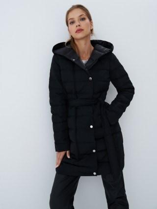 Prošívaný kabát Eco Aware