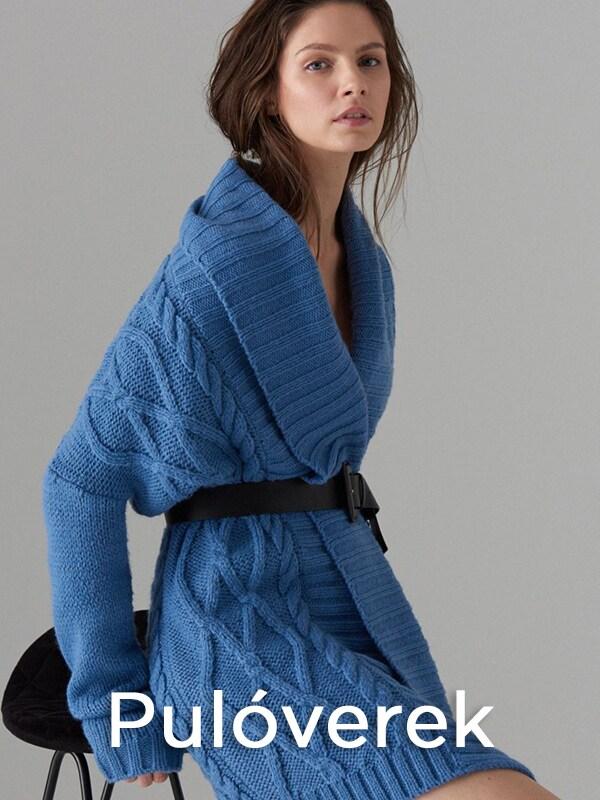 Mohito kötött női pulcsik és felsők – a tökéletes szettek alapelemei! 13b16ae75b
