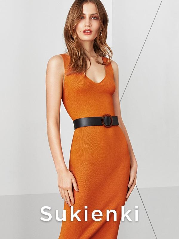 27519b50e3 Sukienki i kombinezony damskie Mohito - Wyjątkowe stylizacje