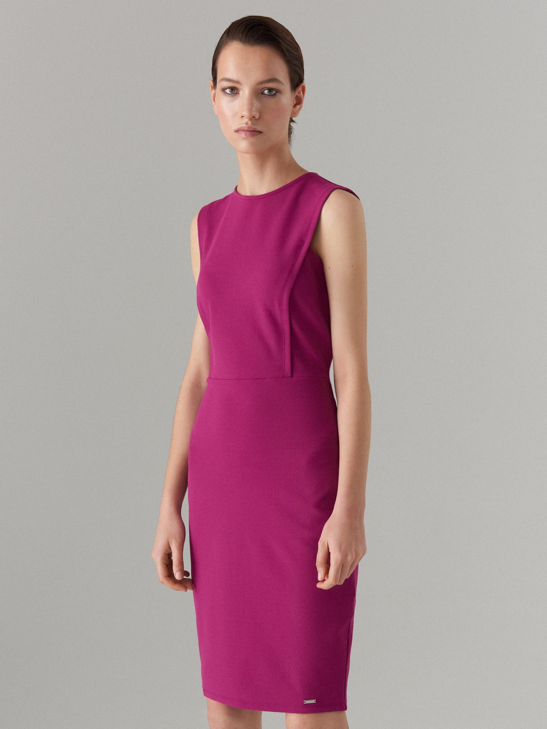 d9c7a556ce00 Priliehavé šaty Celebration - ružová - WC790-43X - Mohito - 1
