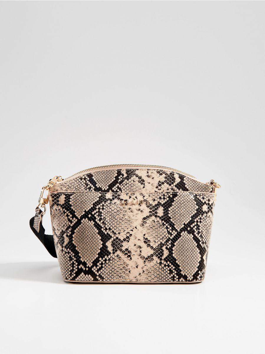 Maza soma ar platu siksnu - rozā - VD483-03X - Mohito - 2