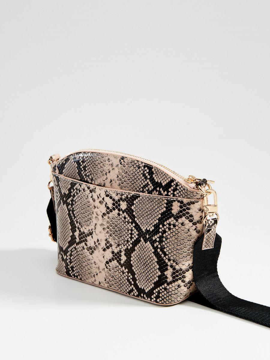 Maza soma ar platu siksnu - rozā - VD483-03X - Mohito - 3