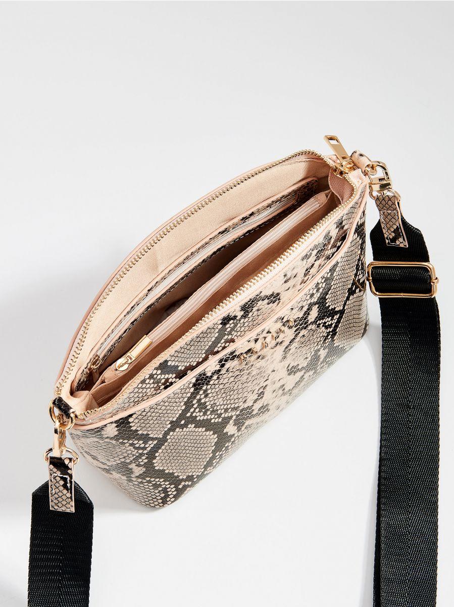 Maza soma ar platu siksnu - rozā - VD483-03X - Mohito - 5