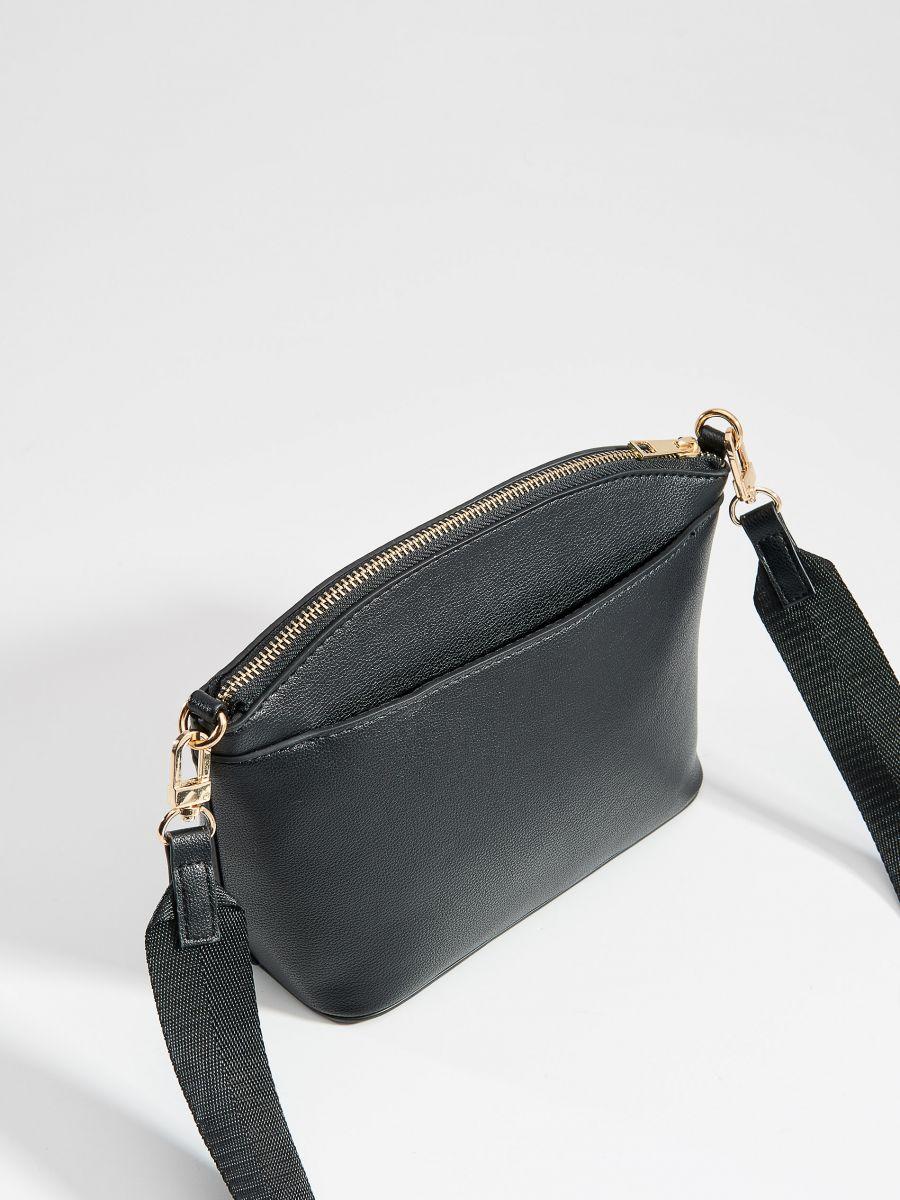 Maza soma ar platu siksnu - melns - VD483-99X - Mohito - 4