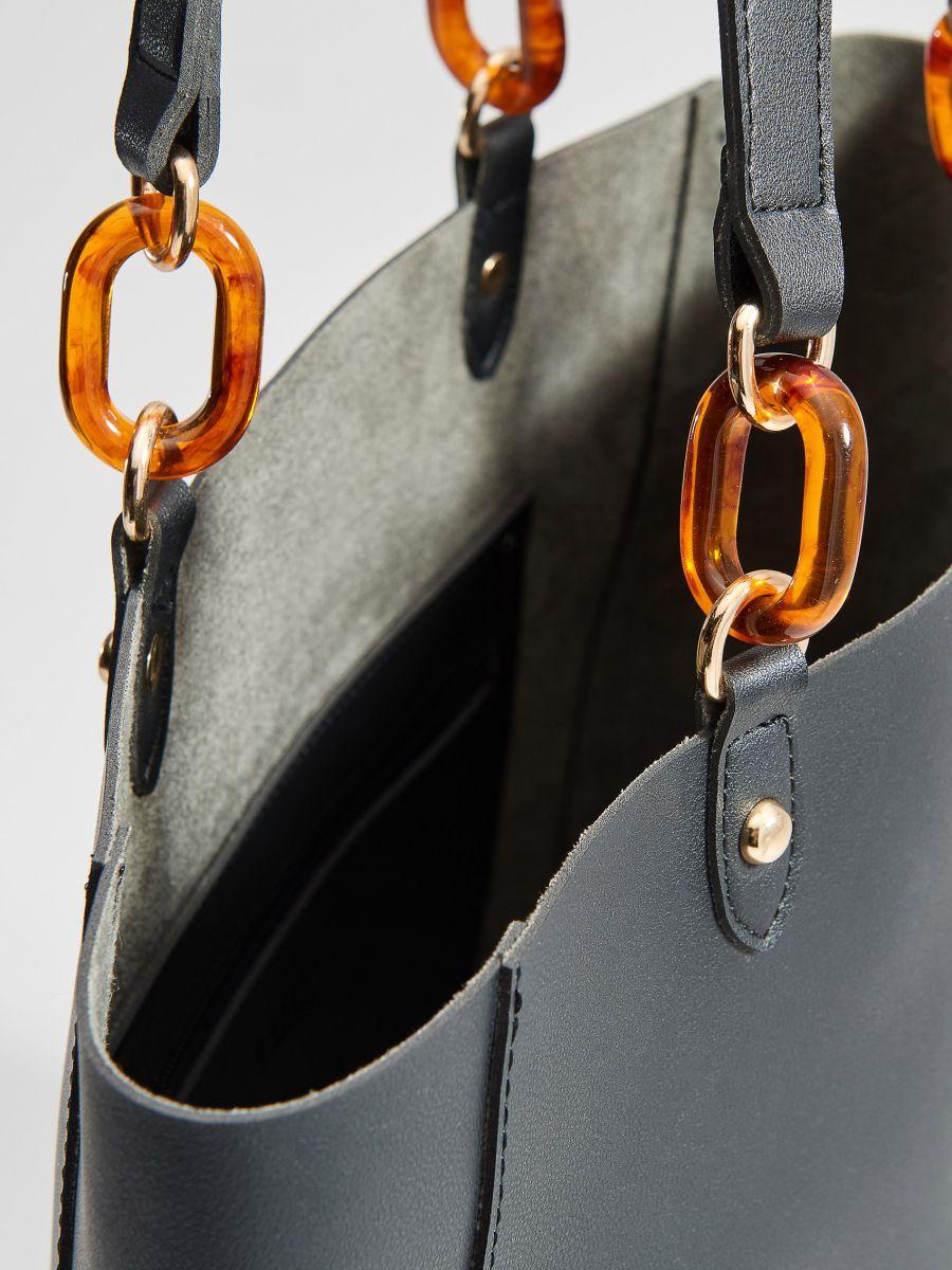 Shopper soma - melns - VS783-99X - Mohito - 1