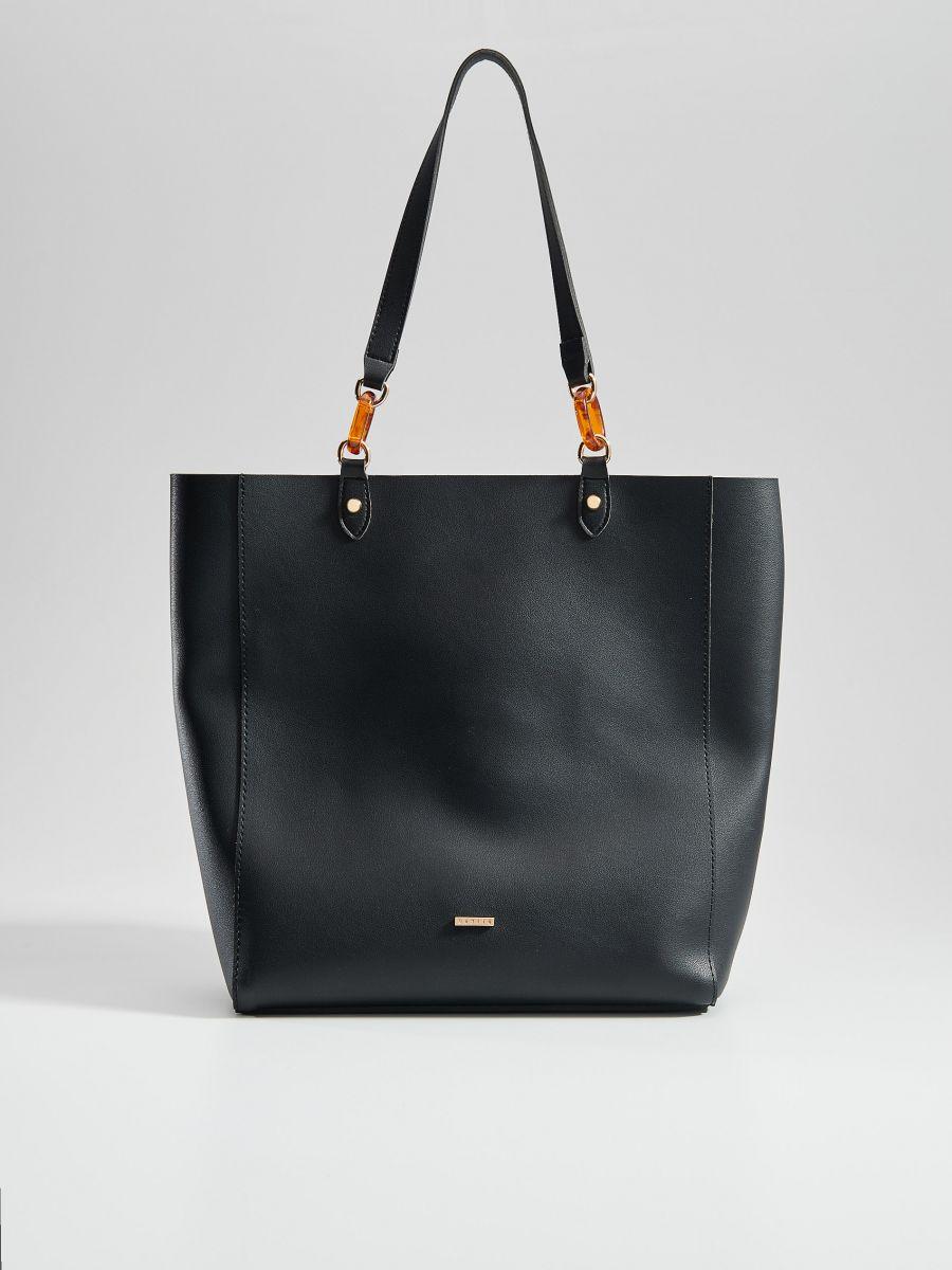 Shopper soma - melns - VS783-99X - Mohito - 2