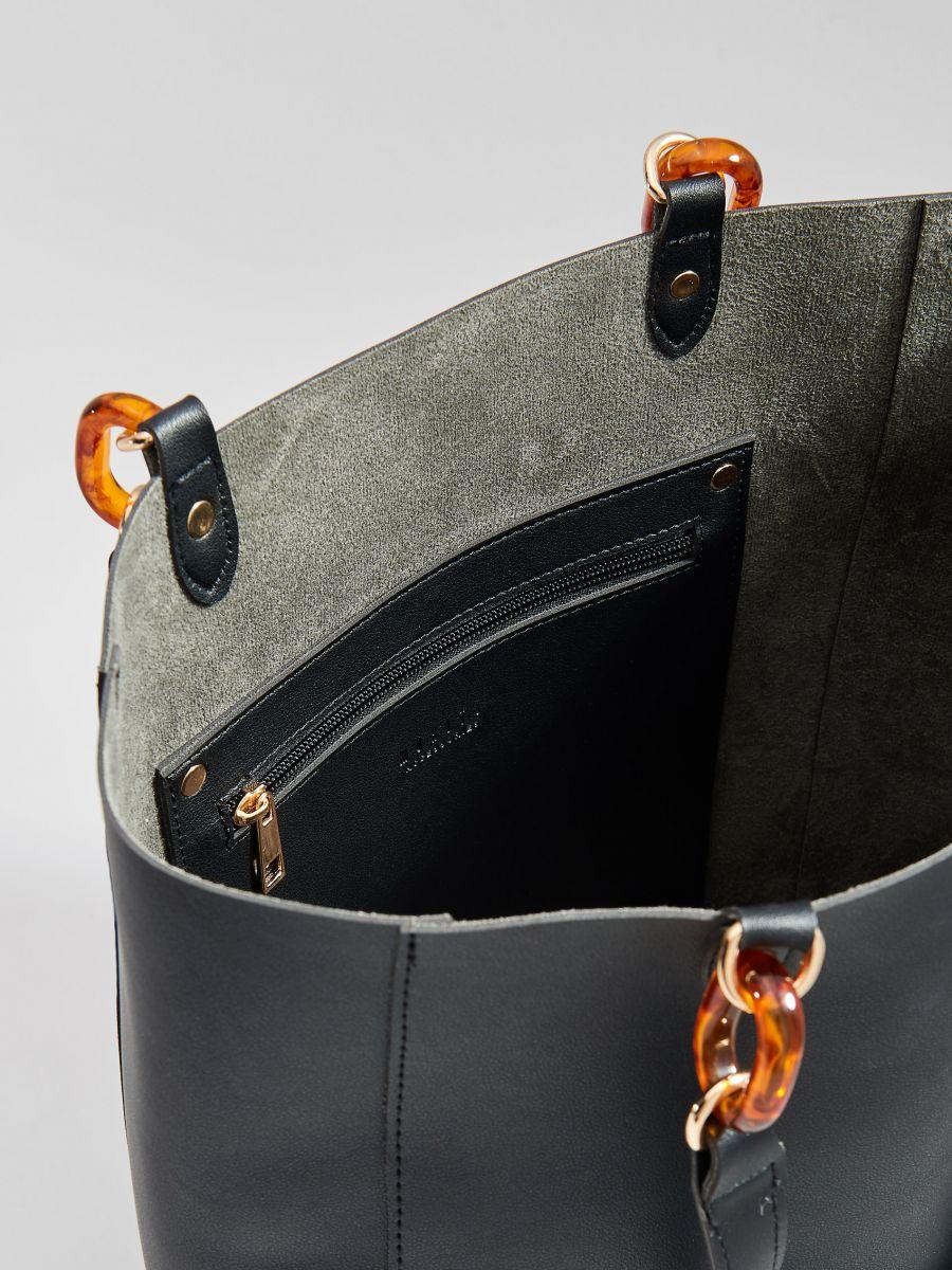 Shopper soma - melns - VS783-99X - Mohito - 4