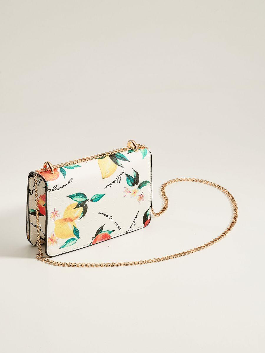Maza somiņa ar ķēdīti - daudzkrāsains - WF141-MLC - Mohito - 3