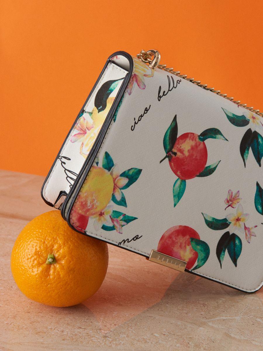 Maza somiņa ar ķēdīti - daudzkrāsains - WF141-MLC - Mohito - 1