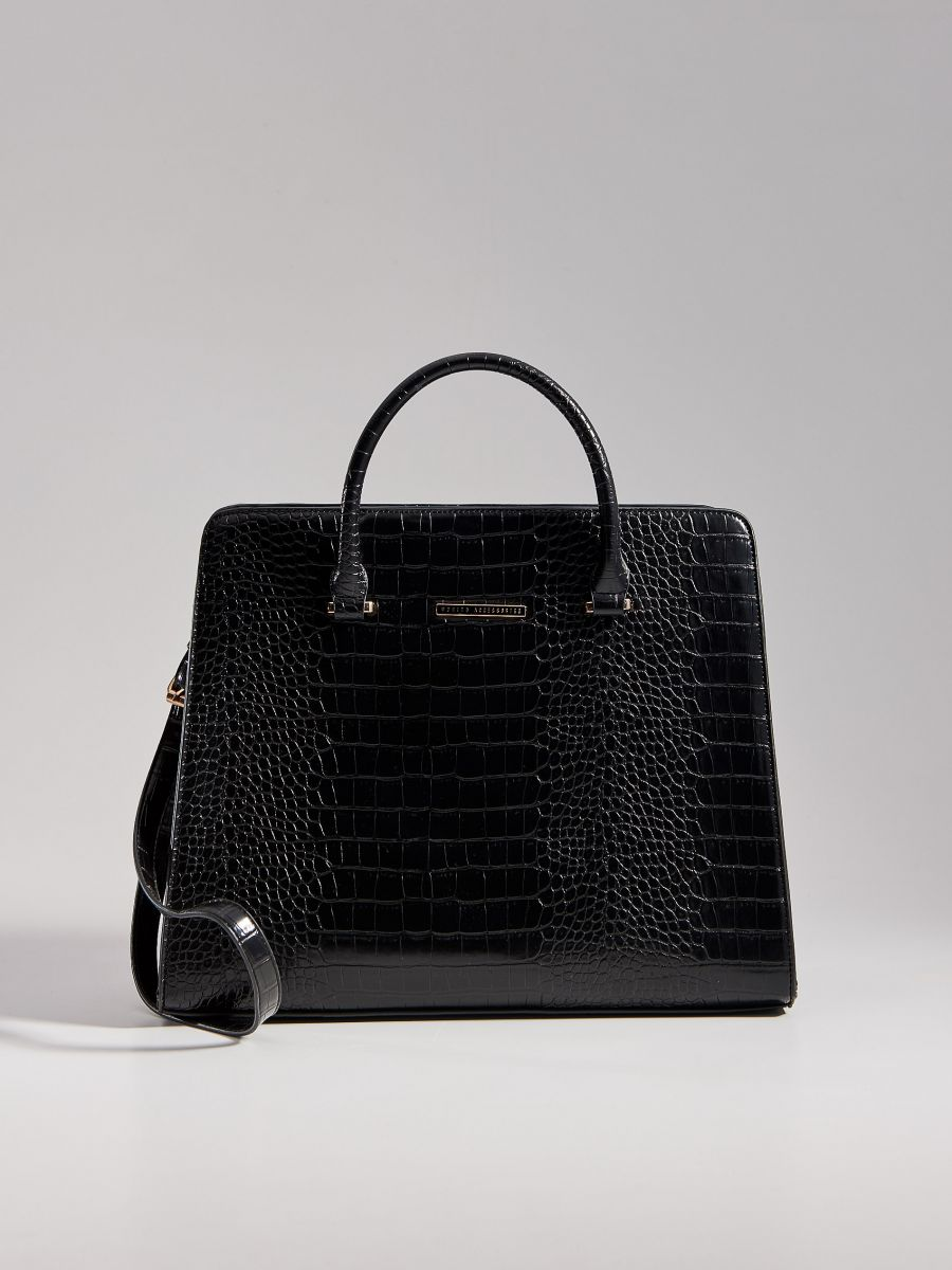 separation shoes 8ad4d e60ef Croc imitation shoulder bag, MOHITO, XF466-99X