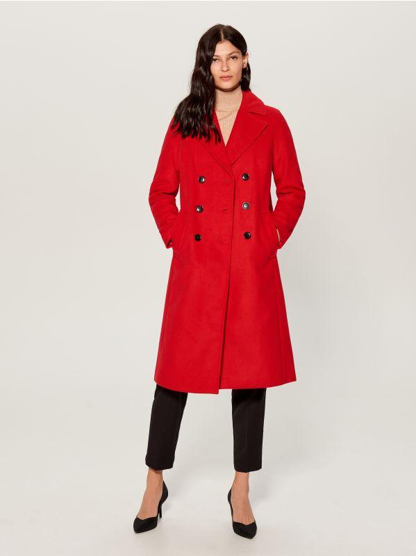 0319b57906947f Kurtki i płaszcze damskie Mohito - komfortowo w każdą pogodę