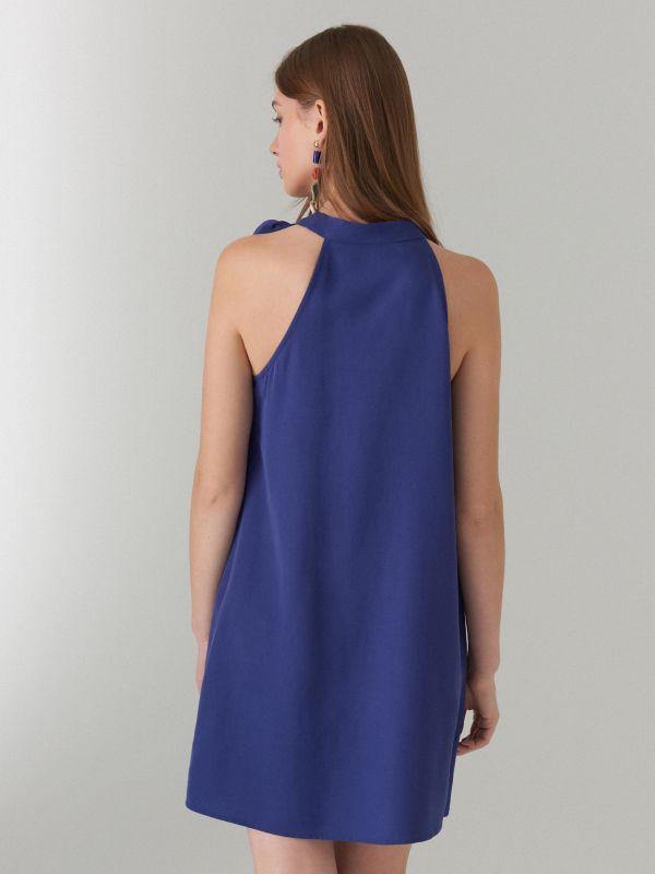 Liocela kleita - tumši zils - UN565-59X - Mohito - 3
