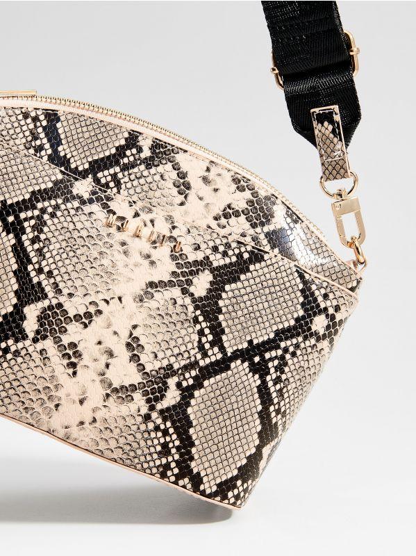 Maza soma ar platu siksnu - rozā - VD483-03X - Mohito - 4