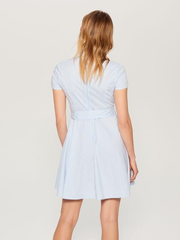 Kreklkleita ar jostu - zils - VD922-05P - Mohito - 4