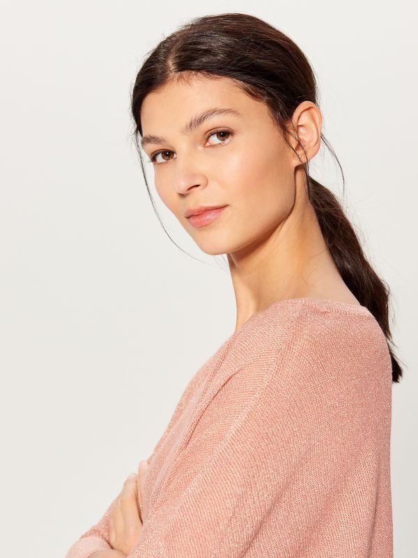 ee07dd1424a788 Swetry i bluzy damskie Mohito - dopełnienie każdej stylizacji!