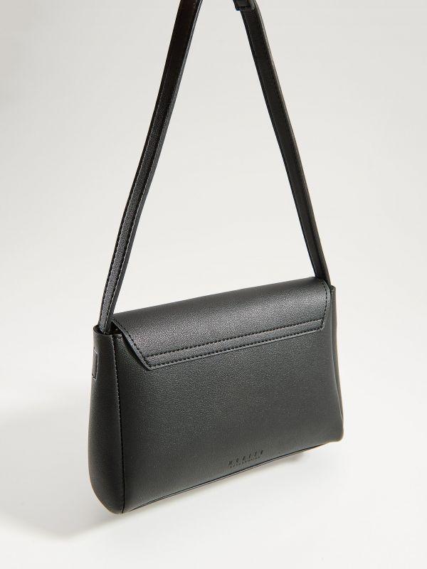Krusteniski nēsājama soma ar metāla sprādzi - melns - VR677-99X - Mohito - 3