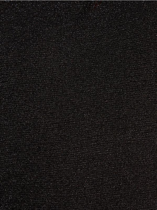 Tops no lūreksa - melns - VU713-99L - Mohito - 4