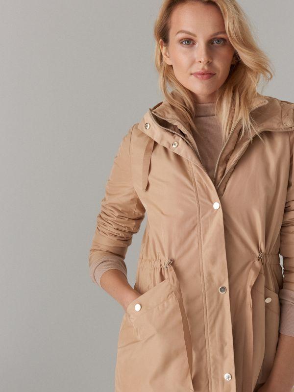 26120be11ad9 В женских куртках и пальто Mohito вы будете чувствовать себя уютно в ...