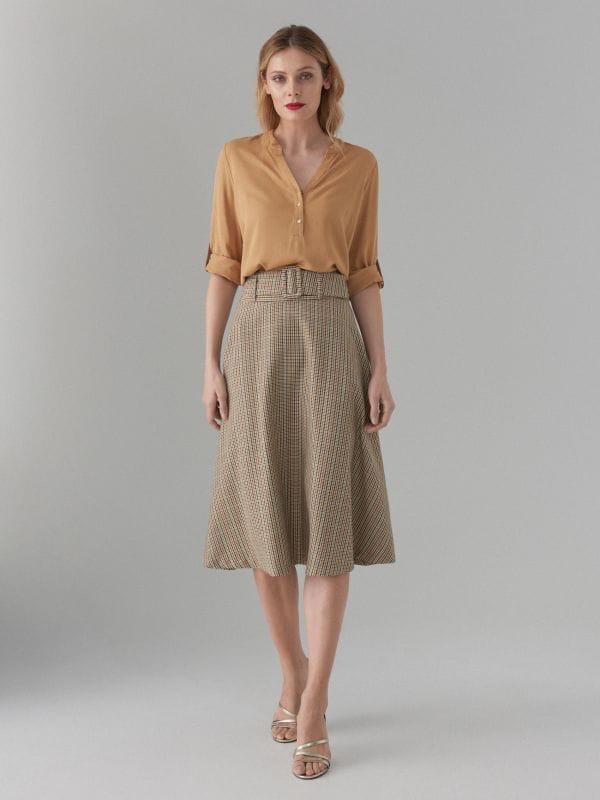 71a17c7d0 Mohito szoknyák – nőies szabásvonalakkal és trendi mintákkal