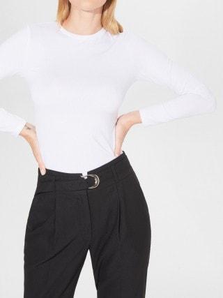 Modalna bluza s visokim udjelom materijala TENCEL™ Mohito Cares
