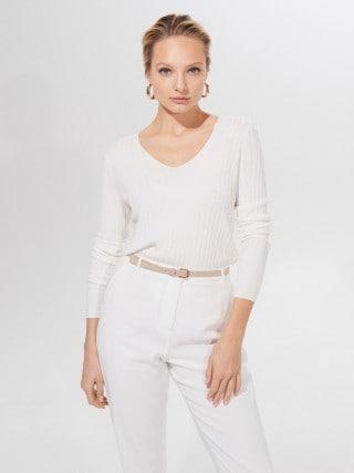 Svītrains džemperis Basic