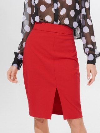 Eco Aware pencil skirt