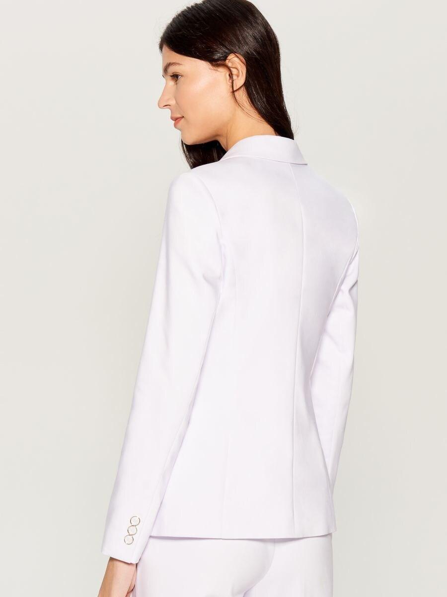 Classic jacket - white - UN364-00X - Mohito - 4