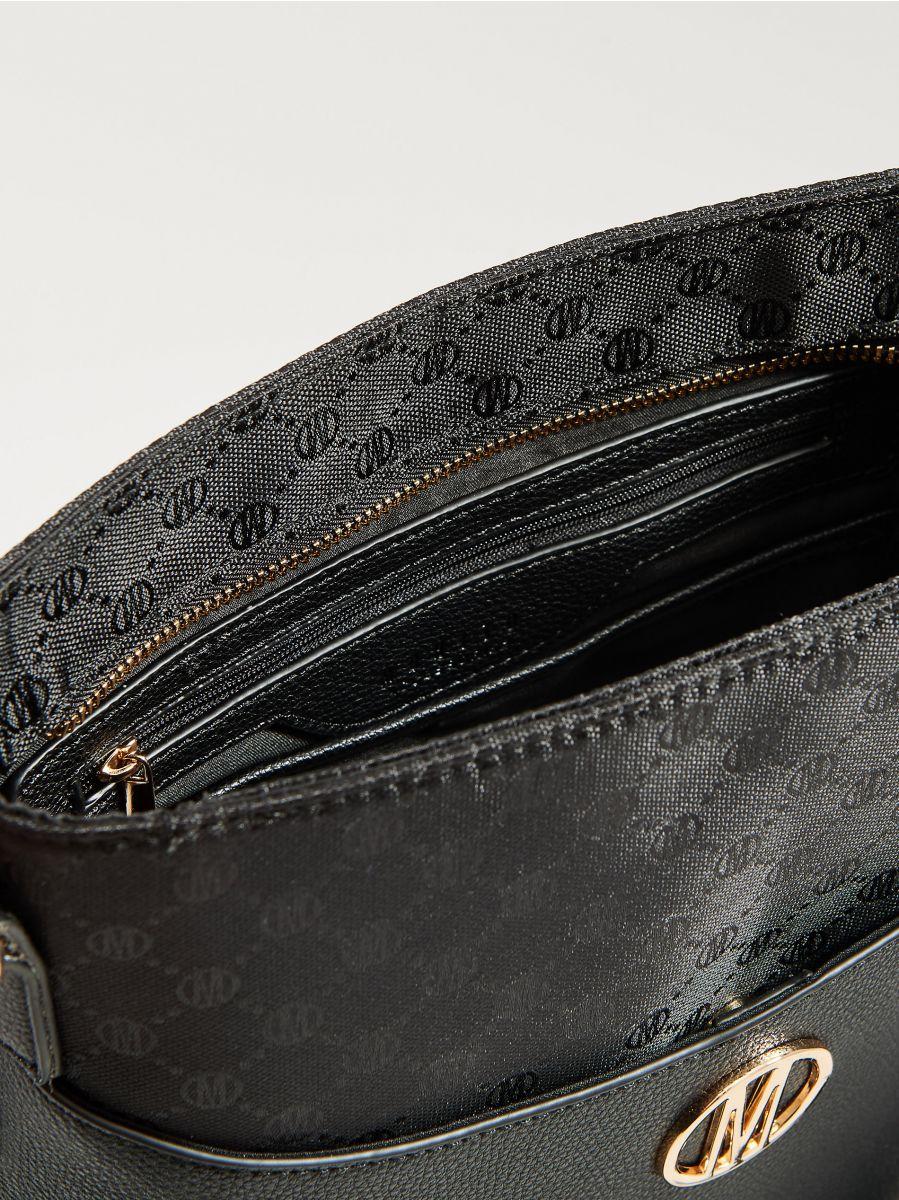 Shoulder bag - black - VE363-99X - Mohito - 3