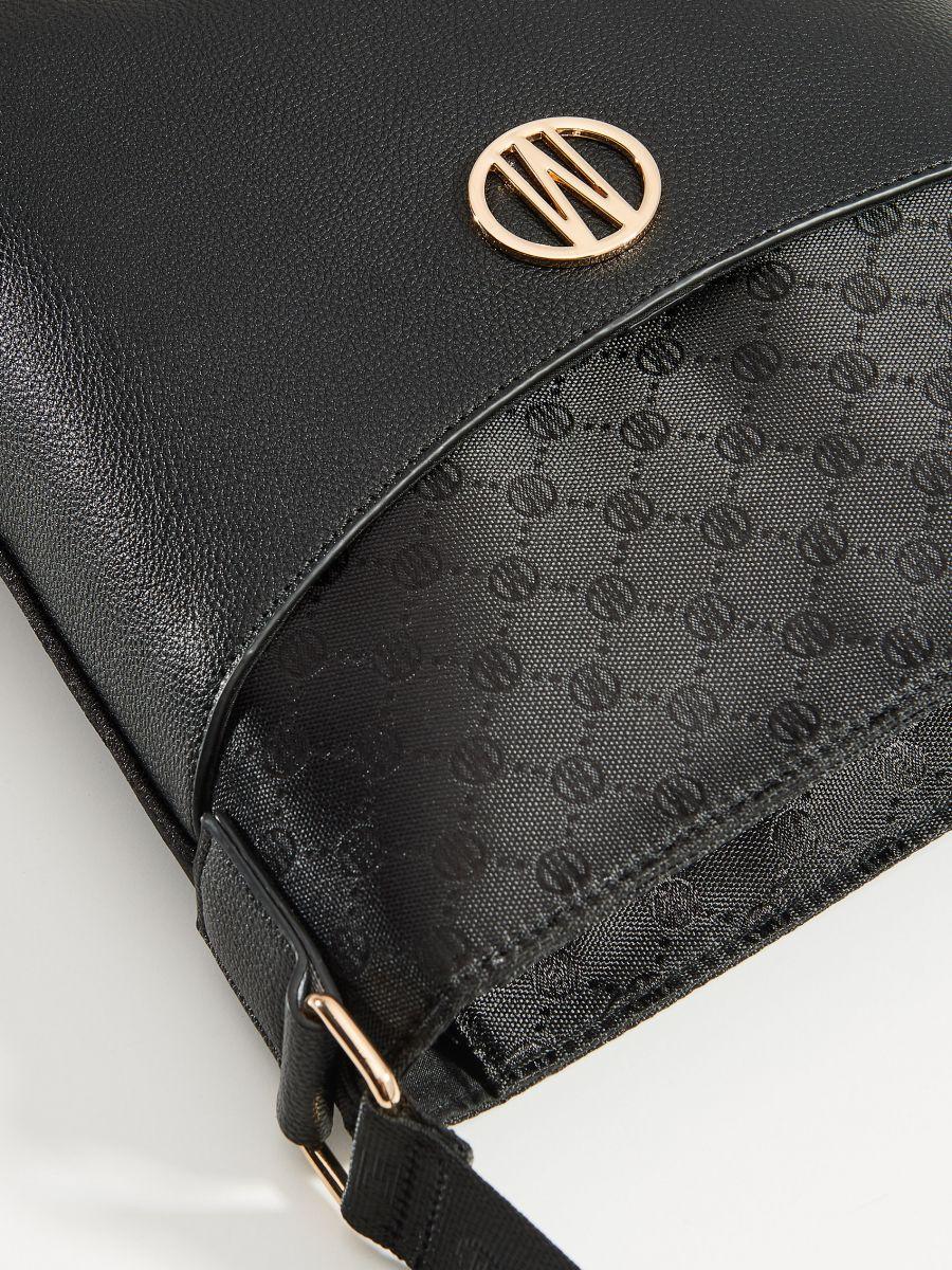 Shoulder bag - black - VE363-99X - Mohito - 4