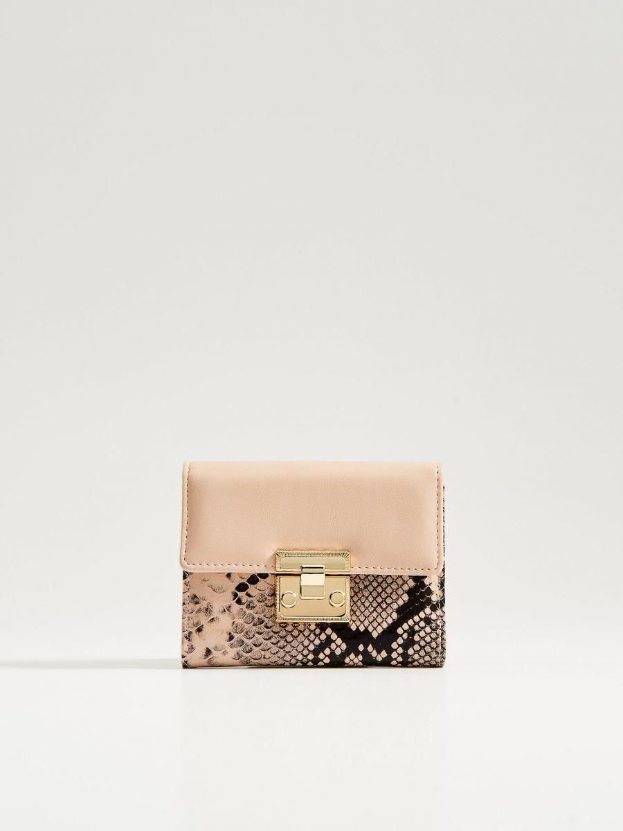 Snakeskin wallet - multicolor - VJ260-MLC - Mohito - 1