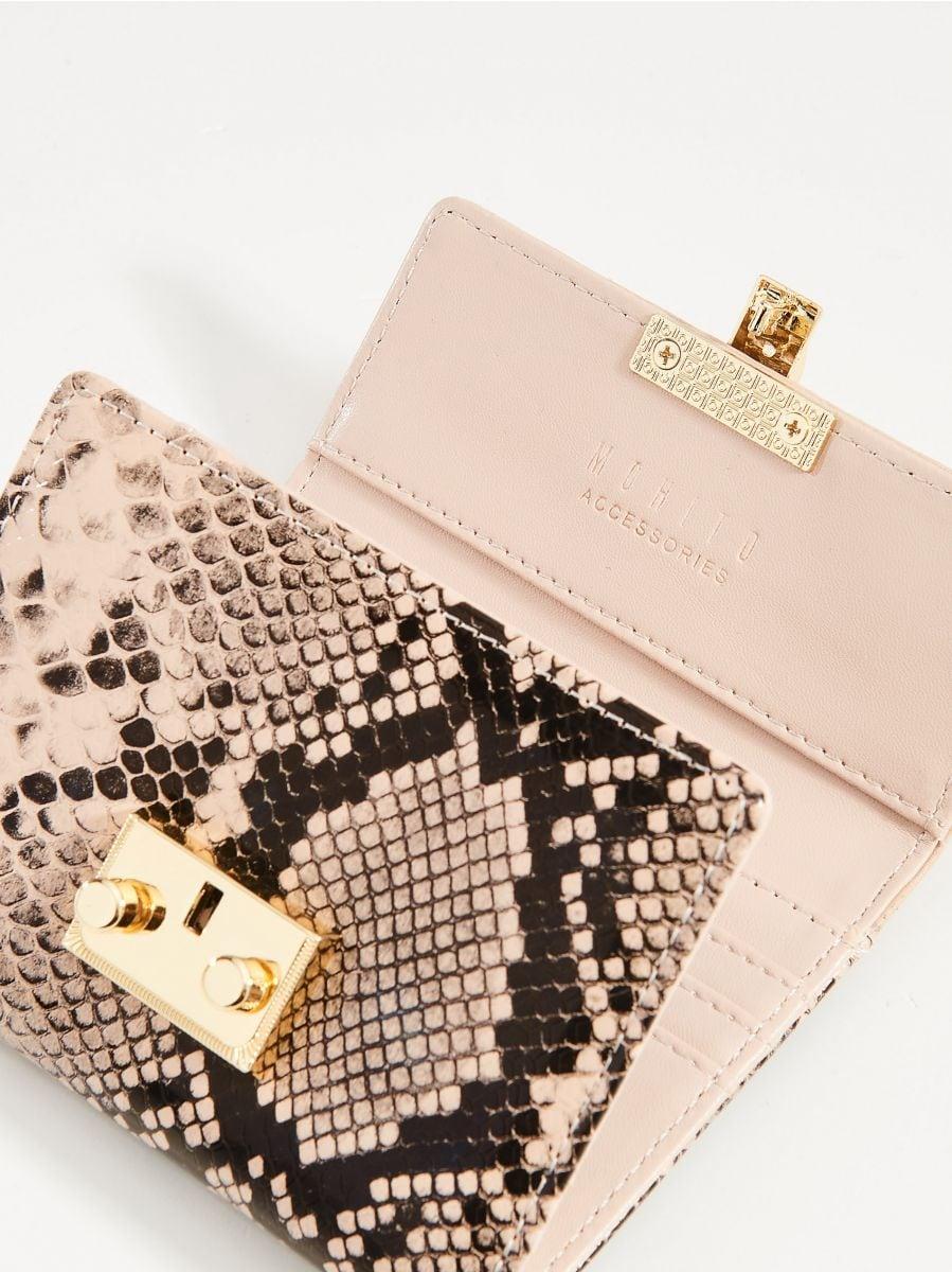 Snakeskin wallet - multicolor - VJ260-MLC - Mohito - 3