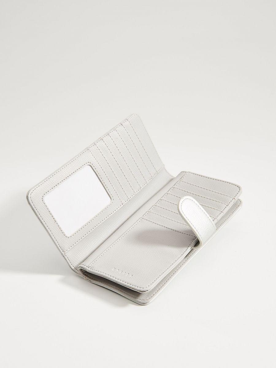 Wallet - silver - VL973-SLV - Mohito - 4