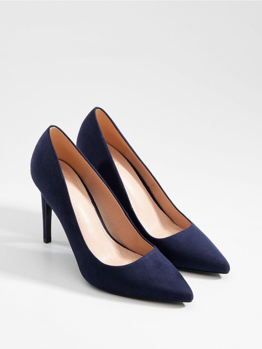 Classic high-heels - navy - VN949-59X - Mohito - 1