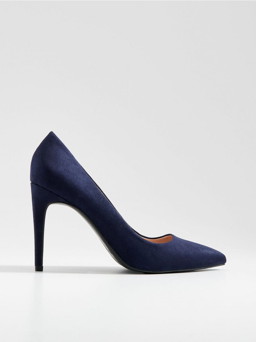 Classic high-heels - navy - VN949-59X - Mohito - 3