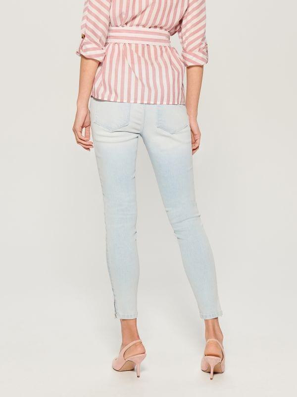 Skinny fit jeans - blue - UR495-05J - Mohito - 5