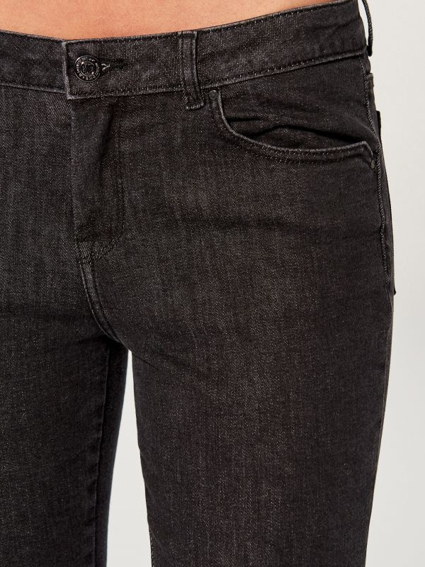 Skinny fit jeans - black - UR495-99X - Mohito - 3
