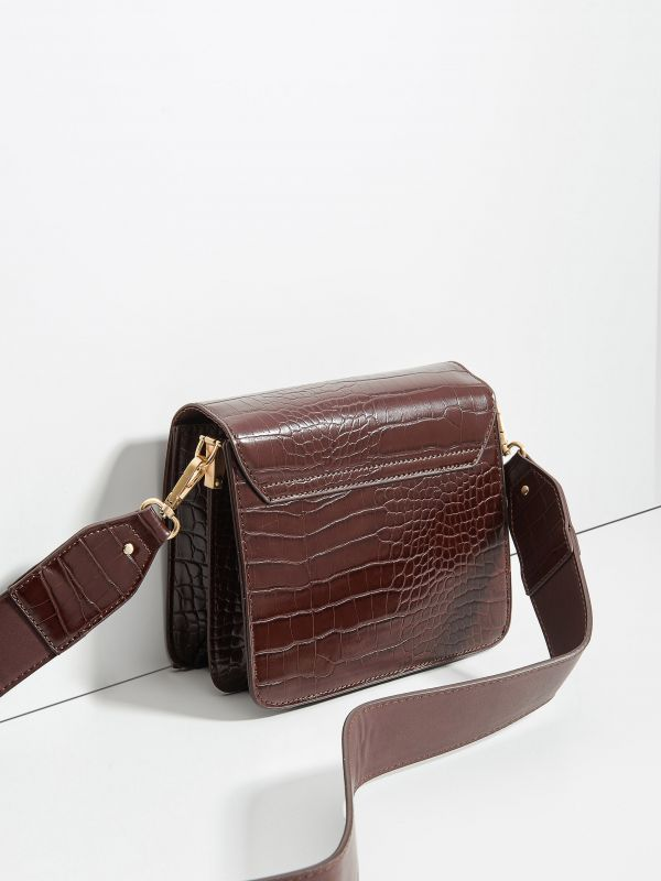 Shoulder bag - brown - VE360-88X - Mohito - 3