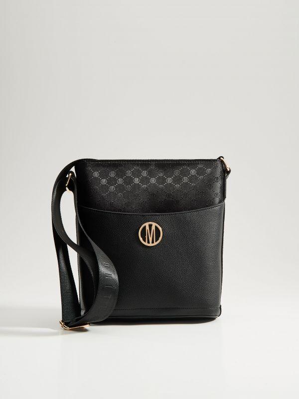 Shoulder bag - black - VE363-99X - Mohito - 1