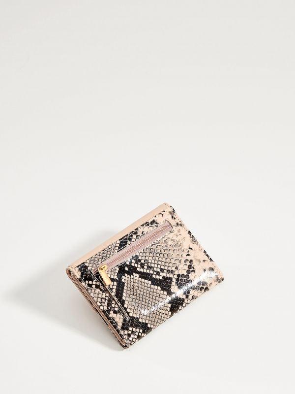 Snakeskin wallet - multicolor - VJ260-MLC - Mohito - 2