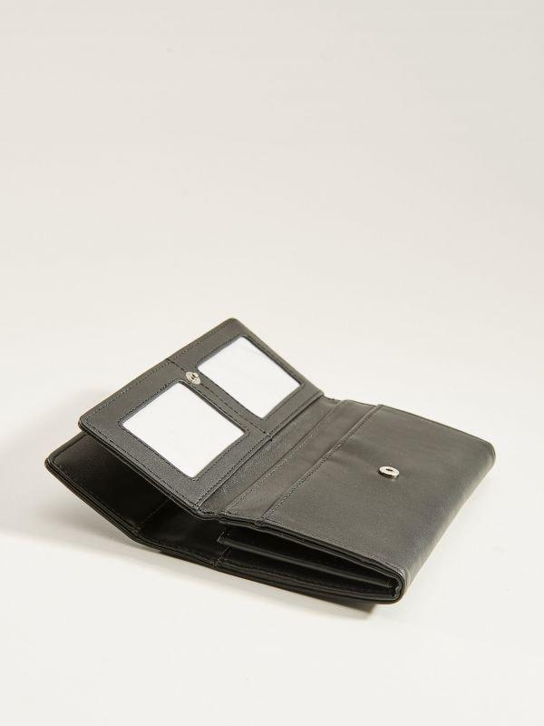 Snakeskin wallet - black - VL256-99X - Mohito - 4