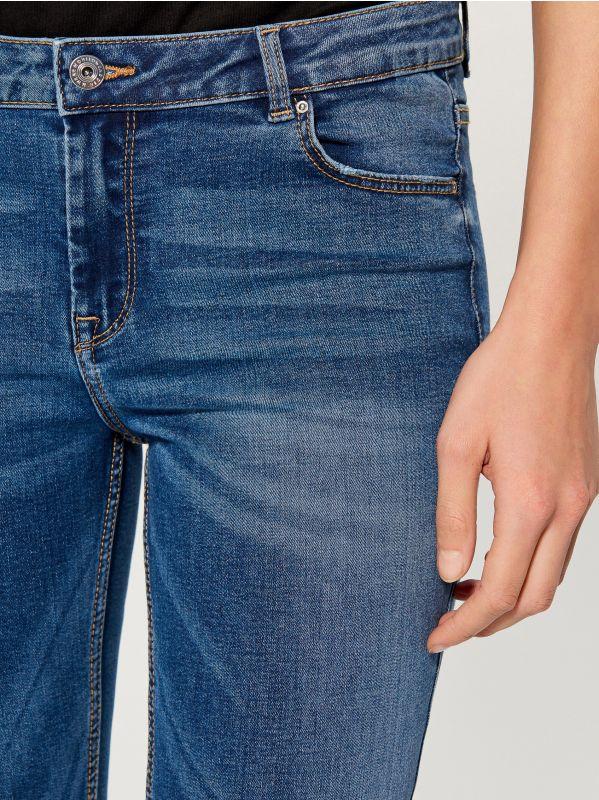 Skinny fit jeans - blue - VM145-55J - Mohito - 6