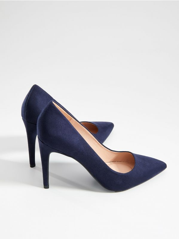Classic high-heels - navy - VN949-59X - Mohito - 2