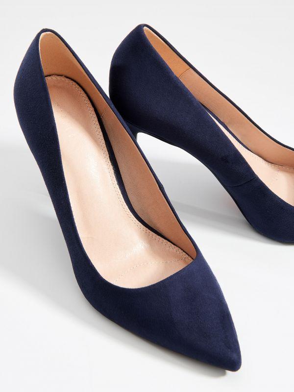 Classic high-heels - navy - VN949-59X - Mohito - 4