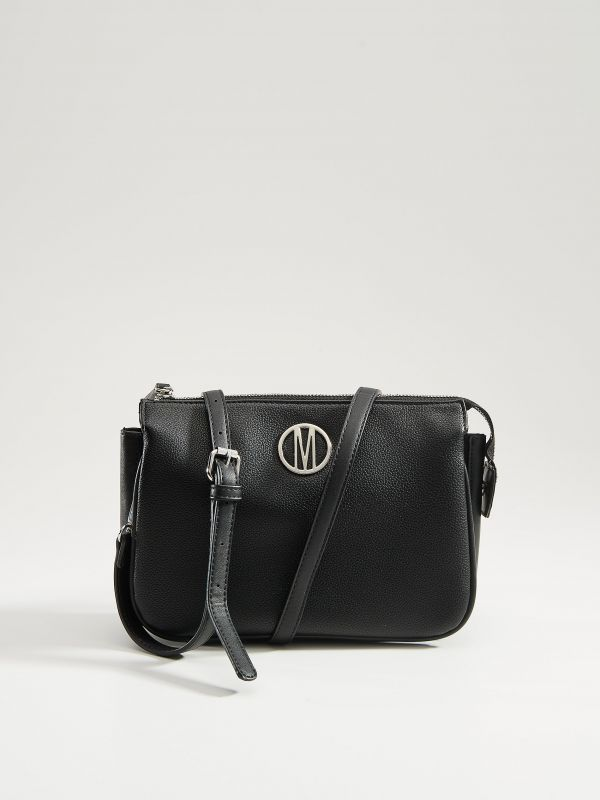 Small crossbody bag - black - VS775-99X - Mohito - 1
