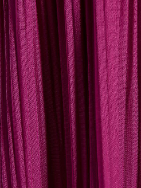 Plisse midi dress - pink - WB460-42X - Mohito - 6