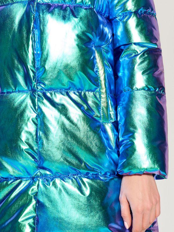 Стеганая куртка металлик - многоцветный - VQ977-MLC - Mohito - 6