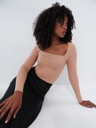 Блузка basic